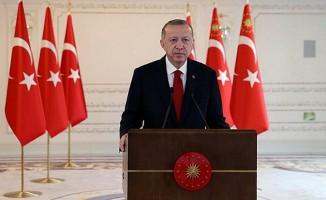 Erdoğan: Kağıthane meydanı çok güzel hale geldi