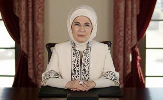 Emine Erdoğan: Güçlü Türkiye ancak güçlü kadınlarla mümkün