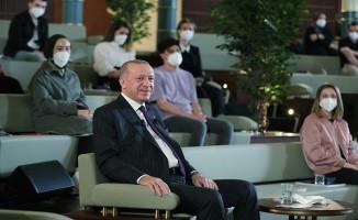 Başkan Erdoğan, bizim için her yer Türkiye'dir.