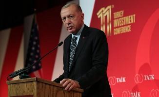 """Başkan Erdoğan, """"Türkiye küresel ticarette giderek daha fazla ön plana çıkıyor"""""""
