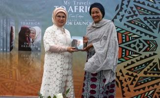 Emine Erdoğan, 'Afrika Seyahatlerim' adlı hatırat çalışmasının tanıtım toplantısını gerçekleştirdi