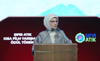 Emine Erdoğan, Gıda ve su kaynaklarımız tehdit altında