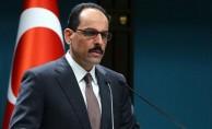 Türkiye kimseyle gerilimden yana değil