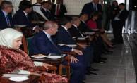 Başkan Erdoğan, Dünya Göçebe Oyunları#039;nın açılış törenine katıldı