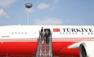 Başkan Erdoğan Macaristan'da