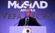 Büyük ve güçlü Türkiye'yi sizlerle birlikte inşa edeceğiz