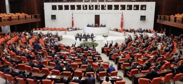 """""""Torba tasarı"""" Plan ve Bütçe Komisyonu'nda kabul edildi"""