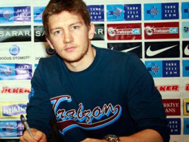 Trabzon Ferhat'ın sözleşmesini uzattı