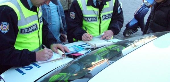 Trafik cezalarıyla ilgili yeni düzenleme