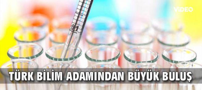 Türk bilim adamından önemli buluş