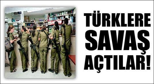 Türk erkeğine savaş açtılar!