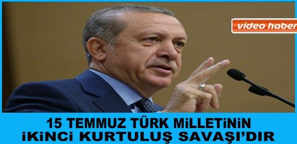 Türk Milleti Ülkesini Bir Darbeden ve İşgalden Kurtarmıştır