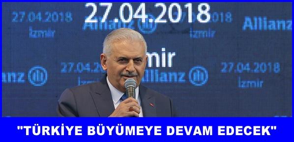 Türkiye 2018'de de büyümeye devam ediyor