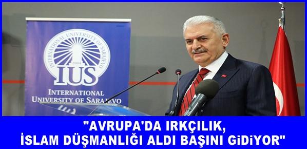 Türkiye-AB ilişkileri bütün yönleriyle ele alındı