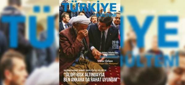 """""""Türkiye Bülteni"""" artık dijital ortamda"""