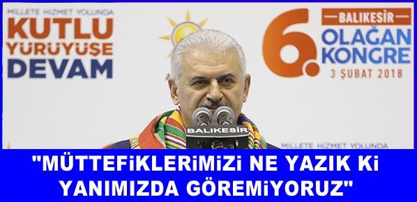 Türkiye doğru yoldadır, doğru istikamettedir