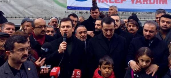 Türkiye ''Ensar'' şuuruyla 3 milyon Suriyeliye ev sahipliği yapıyor