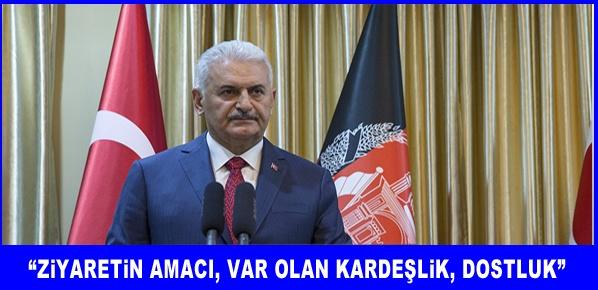 Türkiye ve Afganistan'ı birbirini en iyi anlayan iki ülke
