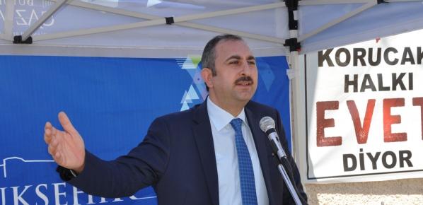 Türkiye yeni bir yolda, güçlü bir şekilde ilerleyecektir