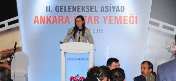 Türkiye'ye diz çöktürmeye çalışanlar amaçlarına asla ulaşamayacaklar