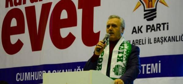 Türkiye'yi geleceğe emin adımlarla taşıyacak sistem