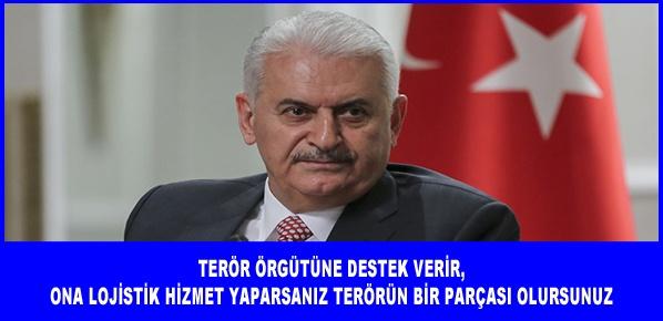 Türkiye'yi hiç kimse bu konuda suçlayamaz