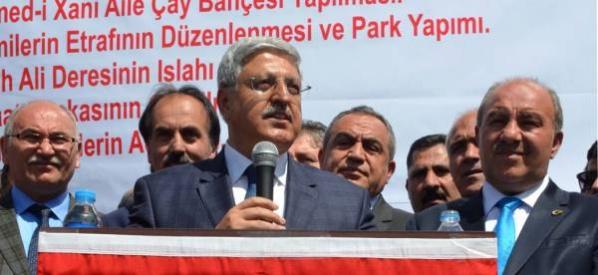 Türkiye'yi vesayete rağmen 3 kat büyüttük
