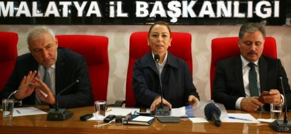 Tuzluklar 17-25 Aralık'ta istifa etti
