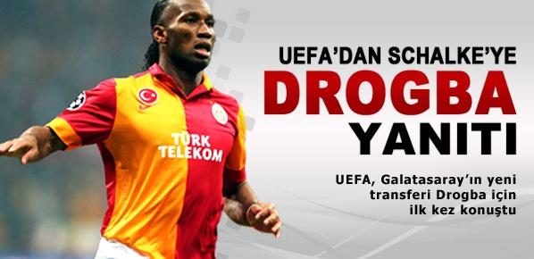UEFA'dan Didier Drogba açıklaması