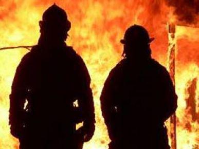 Üniversite hastanesinin arşiv odası yandı