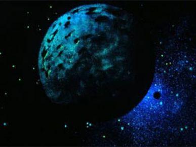 Uzayda ''Su dünyası'' bulundu