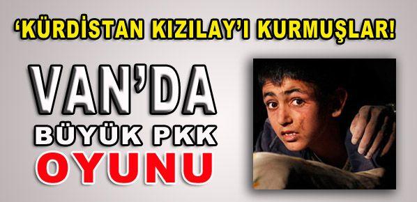 Van paraları PKK'nın kasasına nasıl girdi!