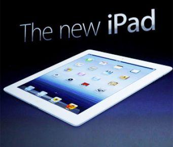 Yeni iPad Tanıtıldı!...