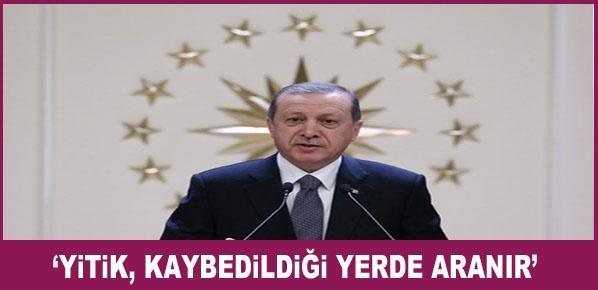 """""""Yeni Türkiye'yi, Bilimin Aydınlığında İnşa Edeceğiz"""""""
