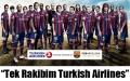 Tek rakibim THY, FC Barcelona'nın Türk Hava Yolları